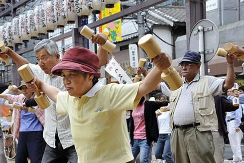 Già hóa dân số đang là một trong những thách thức mà các nước châu Á phải đối mặt