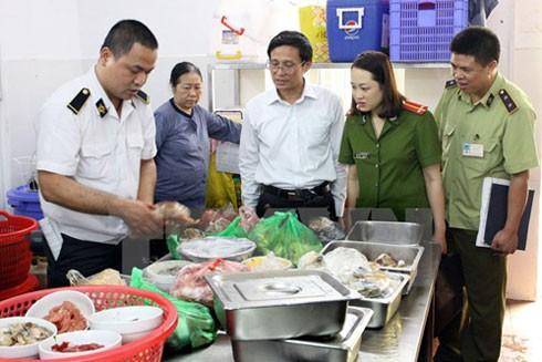 Tăng cường kiểm tra hậu kiểm với các sản phẩm thực phẩm