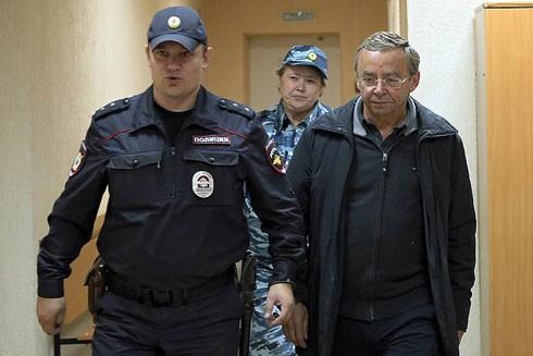 Olkhovik - Giám đốc điều hành Renova bị bắt