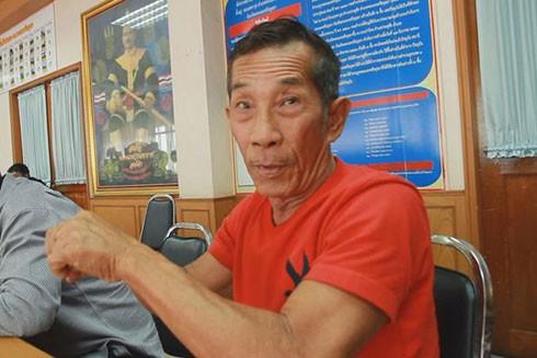 Lái tàu Virat Chaisirikul, 67 tuổi