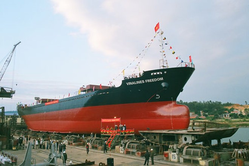 Dừng 3 dự án tàu biển Vinalines làm mất vốn Nhà nước gần 280 tỷ đồng