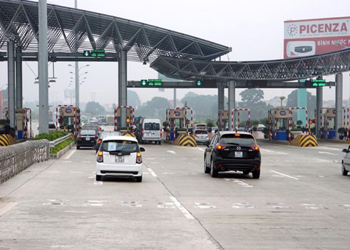 Cả nước hiện có 45 trạm BOT giao thông đang thu phí