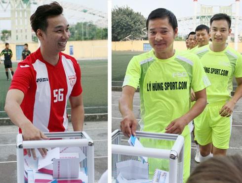 Các nghệ sĩ, danh thủ chia sẻ khó khăn với cựu vô địch đá cầu thế giới Nguyễn Thị Huyền Trang