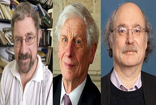 3 nhà khoa học Anh giành giải Nobel Vật lý 2016