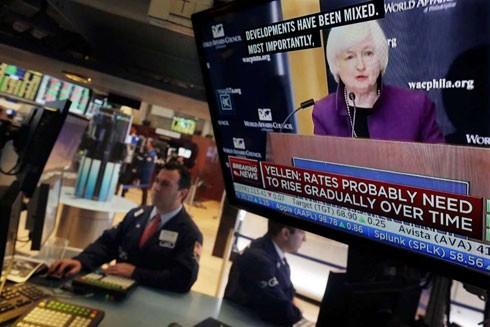 Giới kinh tế Mỹ tin rằng Chủ tịch FED Janet Yellen sẽ quyết định tăng lãi suất vào tháng 12 tới