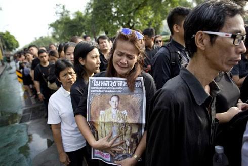Du lịch Thái Lan chùng xuống thời quốc tang