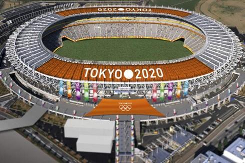 Công tác chuẩn bị cho Olympic Tokyo 2020 gặp phải một loạt vấn đề gây tranh cãi