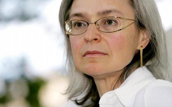 Uẩn khúc sau vụ nữ nhà báo người Nga Politovskaya bị sát hại