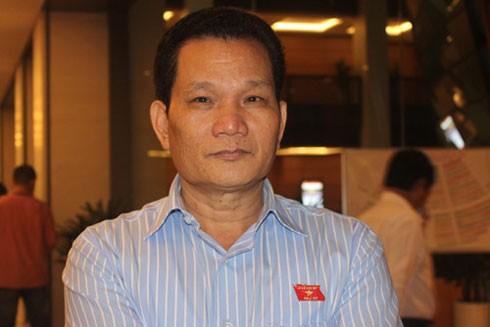 Ông Bùi Sỹ Lợi - Phó Chủ nhiệm Ủy ban Về các vấn đề xã hội của Quốc hội