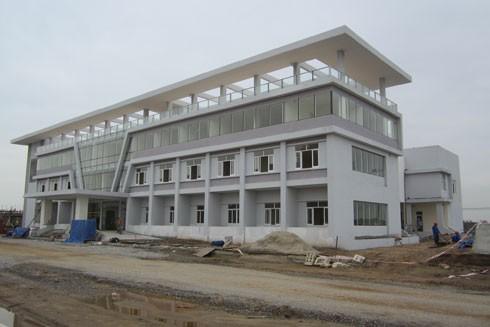 Dự án nhà máy sản xuất Xơ sợi Đình Vũ