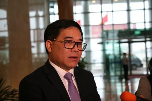 Ông Đỗ Đình Hồng, Giám đốc Sở Du lịch Hà Nội