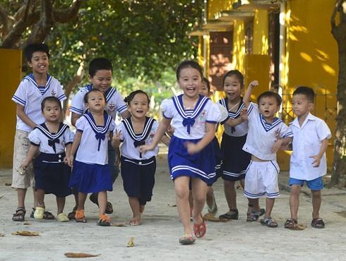 Những mầm sống kỳ diệu ở Trường Sa - Ảnh: Việt Hùng