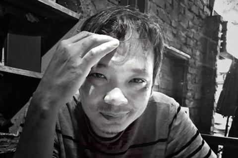 Nhà báo Phạm Trung Tuyến