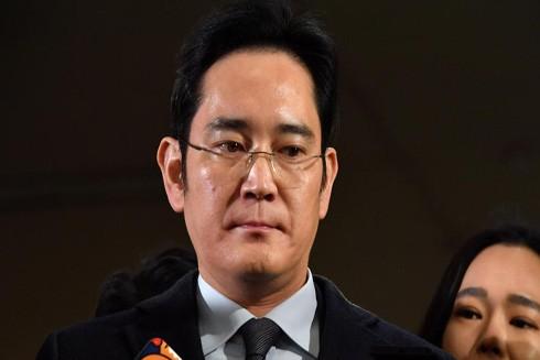 Phó Chủ tịch Tập đoàn Samsung bị bắt giữ: Ai có khả năng thay thế?