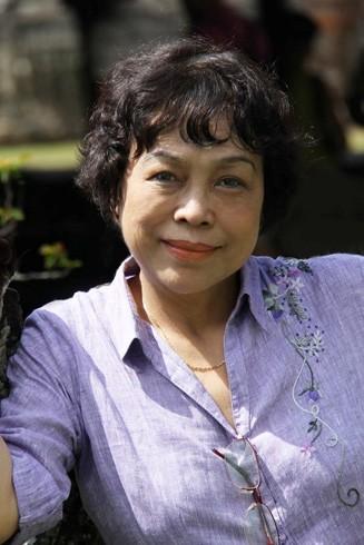 Nhà thơ Nguyễn Thị Minh Thái