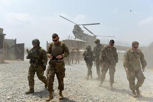 Quân đội Mỹ có thể trở lại Iraq
