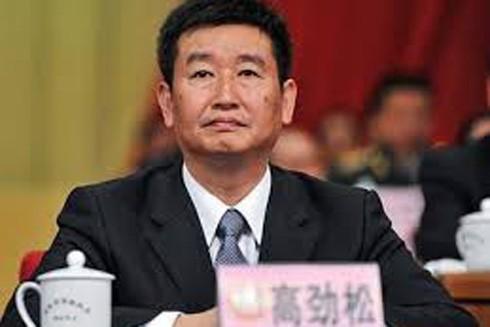 Nguyên Bí thư Thành ủy Côn Minh Cao Kính Tùng