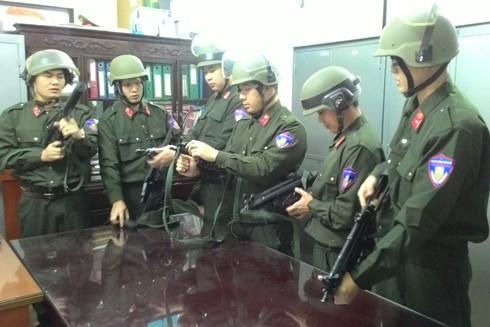 Dấu ấn Cảnh sát Hình sự Đặc nhiệm Hà Nội