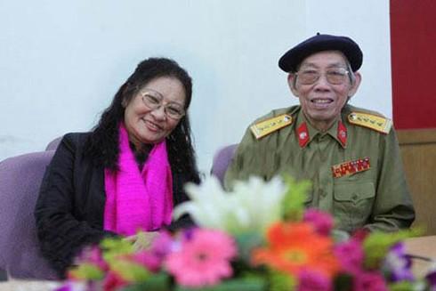 Vợ chồng nhạc sỹ Thuận Yến - Thanh Hương