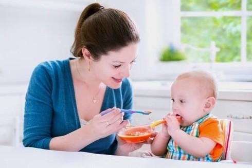 Những thực phẩm bổ dưỡng nên cho bé ăn dặm đầu tiên