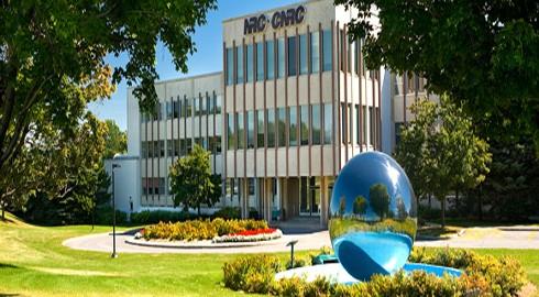 Trụ sở của Hội đồng nghiên cứu quốc gia Canada tại Ottawa