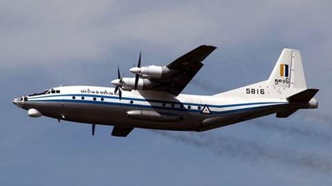Tìm thấy 29 thi thể trong vụ rơi máy bay Myanmar