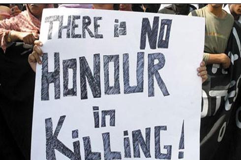 """Phản đối hủ tục """"giết người vì danh dự"""" tại Pakistan"""