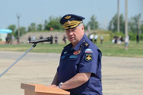 Tư lệnh Lực lượng Không quân - Vũ trụ Nga, Thượng tướng Viktor Bondarev