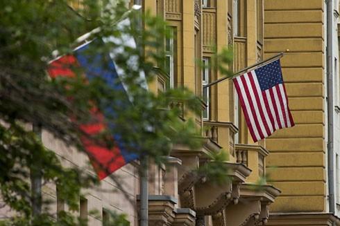 Tòa nhà Đại sứ quán Mỹ ở Matxcơva