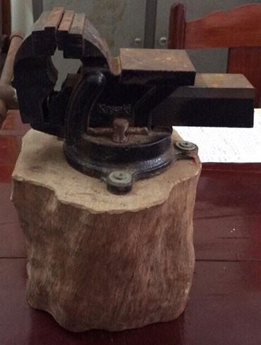 Các đối tượng trong vụ án và máy chế tạo súng cơ quan công an thu được tại nhà Trần Đăng Khoa