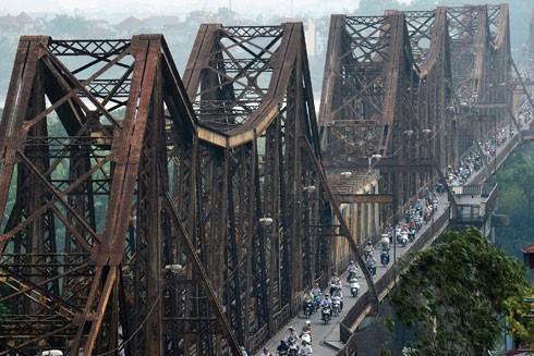 Cây cầu mang trong mình những thăng trầm lịch sử Hà Nội 115 năm