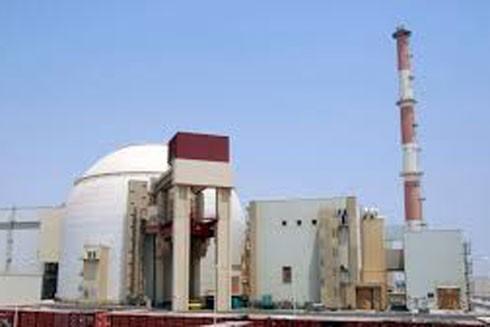 Lò phản ứng hạt nhân của Iran ở thành phố Bushehr
