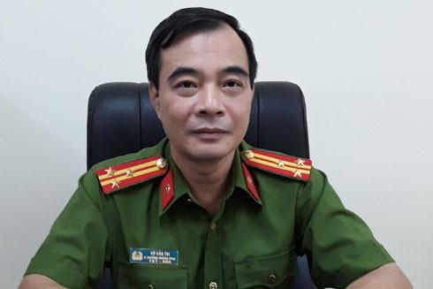 Thượng tá Vũ Văn Thi