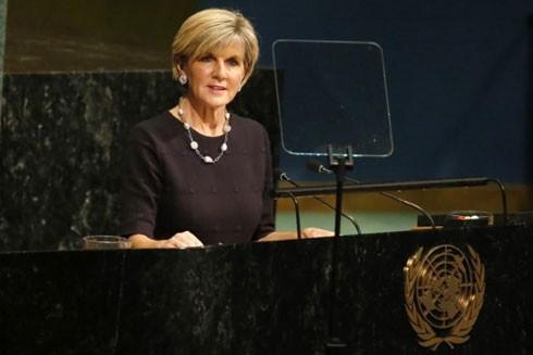 Australia chỉ định nữ Ngoại trưởng làm quyền Thủ tướng