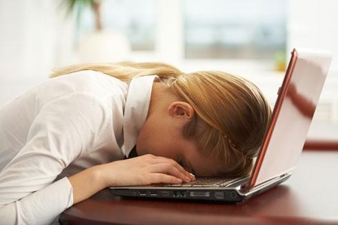 6 lý do khiến bạn mệt mỏi liên tục ảnh 1