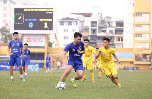 THPT Nguyễn Thị Minh Khai đổi ngôi ngoạn mục ảnh 7