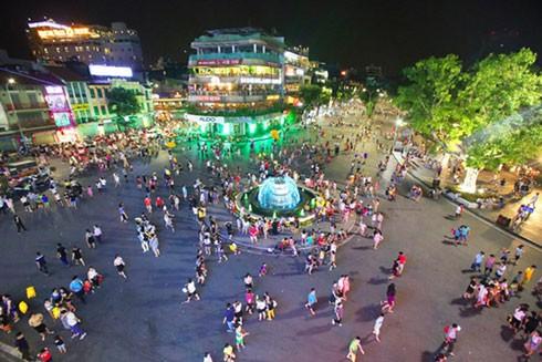 10 điểm đến hấp dẫn ở Hà Nội trong dịp Tết Dương lịch 2018