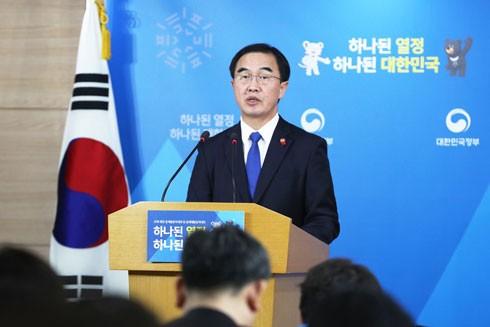 Hàn Quốc đề xuất thời điểm đối thoại liên Triều