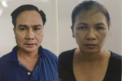 Cặp đôi Đỗ Văn Hà - Trịnh Thị Tuyết chuyên nhận xe ăn cắp của Dũng chuyển vào và bán cho đối tượng người Campuchia với số lượng lớn