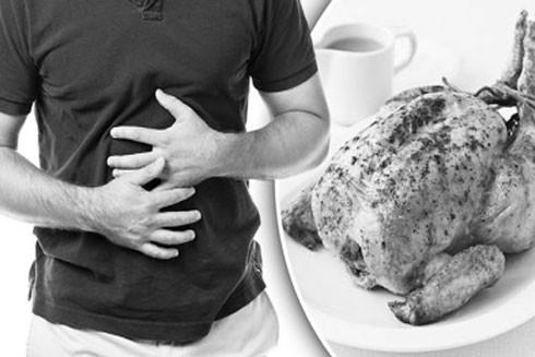 10 thực phẩm dễ gây ngộ độc
