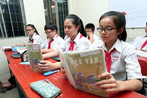 Chương trình giáo dục phổ thông mới giảm học thuộc, tăng ứng dụng ảnh 1