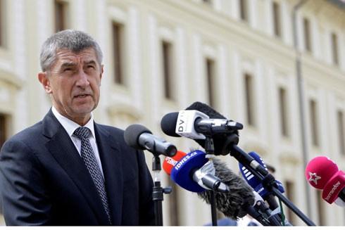 Thủ tướng CH Czech sẵn sàng đối mặt với cáo buộc gian lận tài chính