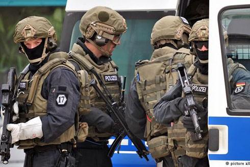 Đơn vị chống khủng bố GSG9 ước tính hiện có khoảng 400 thành viên