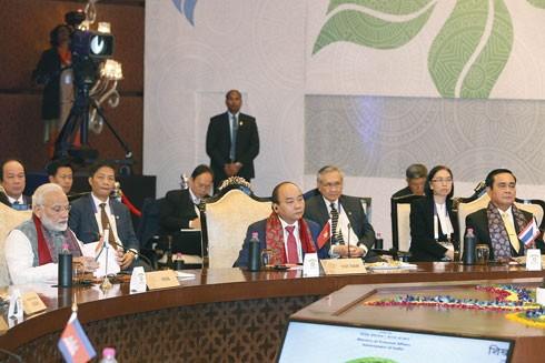 Với tư cách quốc gia điều phối quan hệ ASEAN-Ấn Độ, Thủ tướng Nguyễn Xuân Phúc đề xuất 3 trọng tâm lớn cho hợp tác ASEAN-Ấn Độ