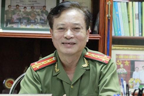 Đại tá Nguyễn Hồng Thái, Viện trưởng Viện Lịch sử (Bộ Công an)