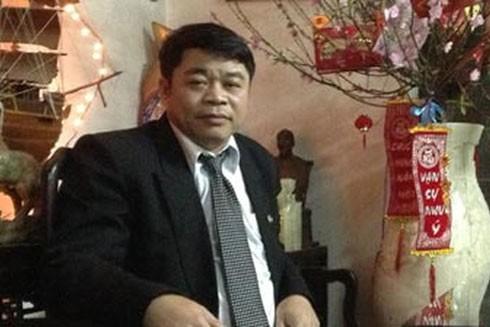 Tiến sĩ xã hội học Lê Xuân Phương