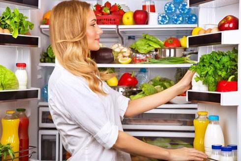 Bảo quản thực phẩm an toàn khi trời nồm ẩm ảnh 1