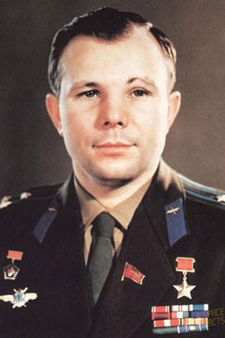 Chân dung Anh hùng Liên Xô Yuri Gagarin