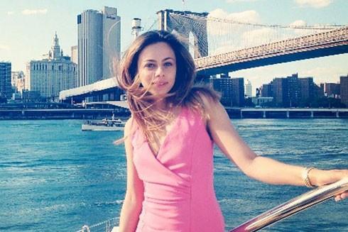Nữ diễn viên xấu số Adea Shabani