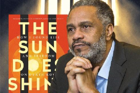 """Cuốn sách """"Mặt trời tỏa sáng"""" của Anthony Ray Hinton"""